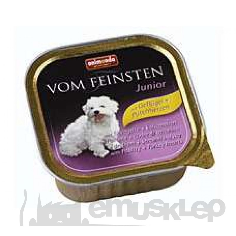 animonda dog 150g vom feinsten junior emusklep. Black Bedroom Furniture Sets. Home Design Ideas