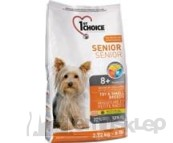 1st CHOICE DOG SENIOR TOY & SMALL BREEDS