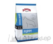 ARION DOG 12KG PUPPY MEDIUM CHICKEN