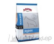 ARION DOG 12KG PUPPY MEDIUM SALMON