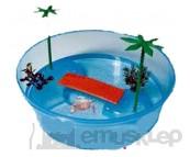 GEPRPLAST LAGUNA - basen dla żółwi wodnych