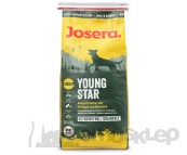 JOSERA DOG 15KG YOUNG STAR JUNIOR