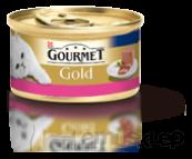 GOURMET GOLD 85g ADULT PUSZKA DLA KOTA