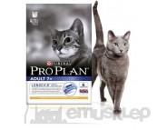PURINA PRO PLAN CAT ADULT 7+ Z KURCZAKIEM