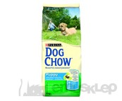 PURINA DOG CHOW PUPPY/JUNIOR LARGE BREED TURKEY & RICE