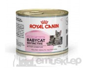 ROYAL CANIN CAT195G PUSZKA BABYCAT INSTINCTIVE DLA KOCIĄT