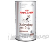 ROYAL BABYDOG 400G MILK