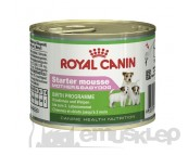 ROYAL CANIN DOG 195G STARTER MOUSSE