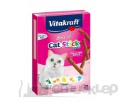 VITAKRAFT BEST OF CAT STICK 20 SZT. PRZYSMAK DLA KOTA
