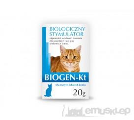 BIOGEN-KT 20G NATURALNY PREPARAT Z PROBIOTYKIEM DLA KOTÓW