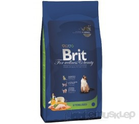 BRIT PREMIUM CAT ADULT STERILISED